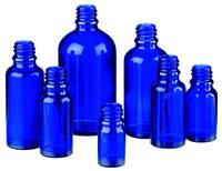 Allround kobaltkék csepegtetős üvegek