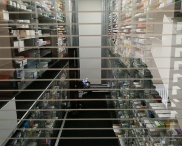 A Szent Margit Gyógyszertár az automatizálás mellett döntött!