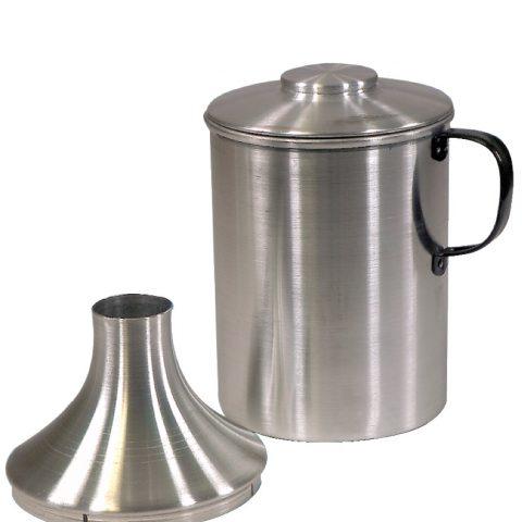 Ömlesztett tea alapanyag keverő doboz