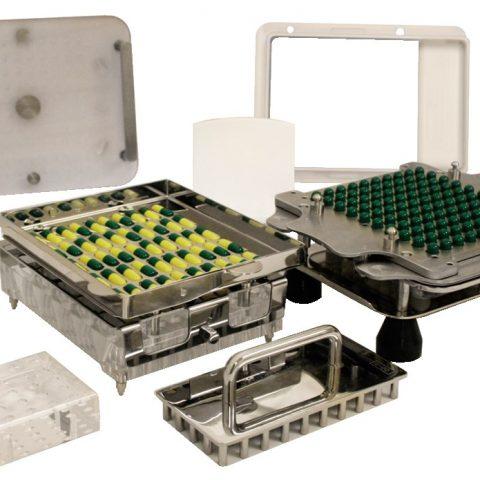ProFiller® Kapszulatöltő gép és tartozékai, kapacitása:100db